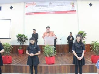 Doa Bersama PESPARAWI Nasional XII