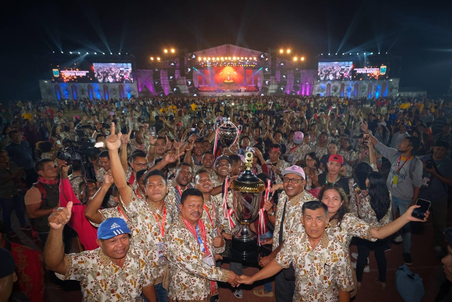 Champion Pesparawi Nasional XII